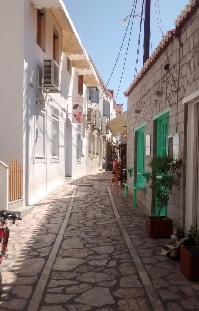 Spetses Street
